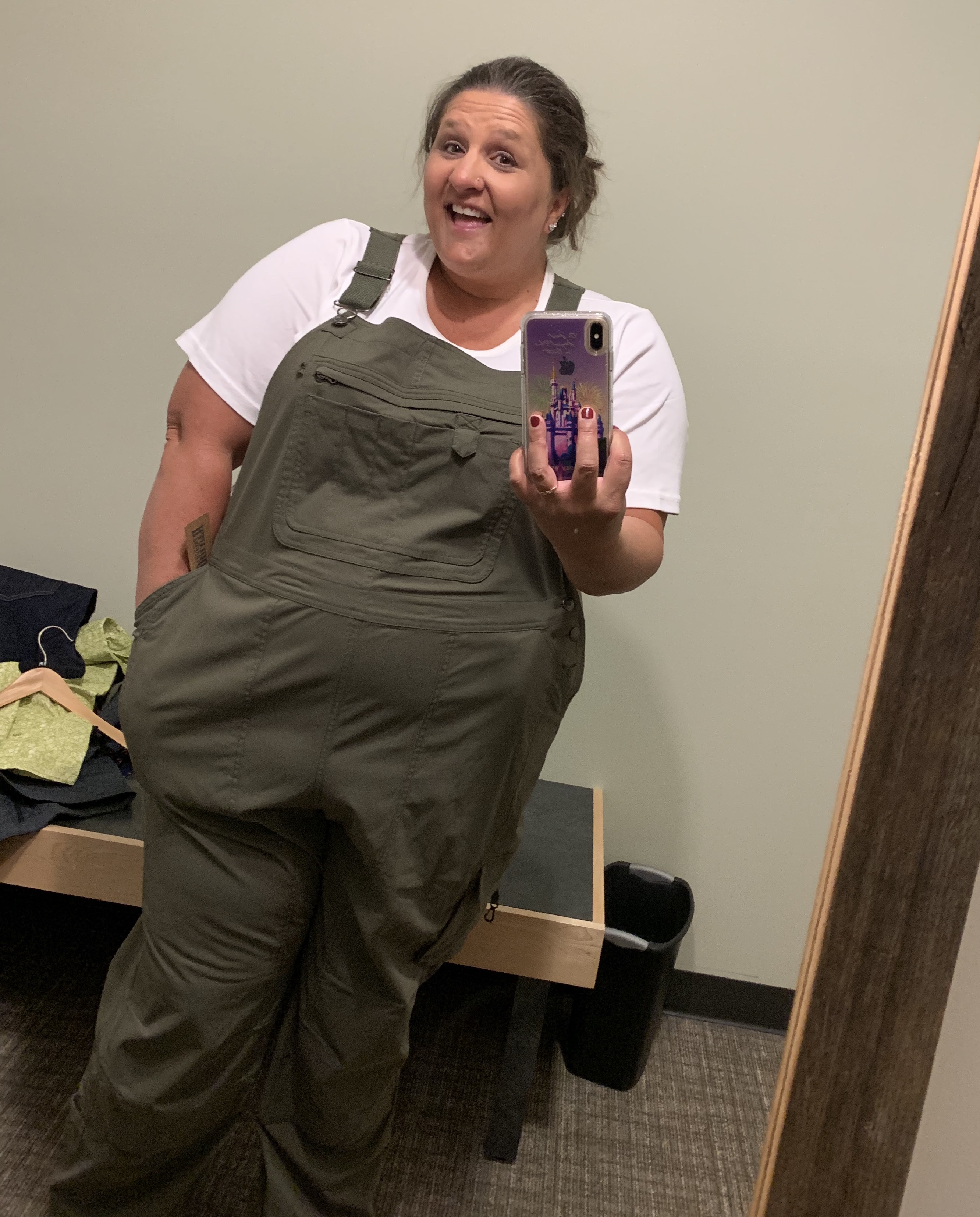Duluth Trading Company, Plus Size Review, Plus Size Outdoor Gear, Plus Size Blogger, St. Louis Blogger, Plus Size Overalls